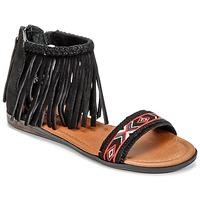 Παπούτσια Γυναίκα Σανδάλια / Πέδιλα Minnetonka MOROCCO Black