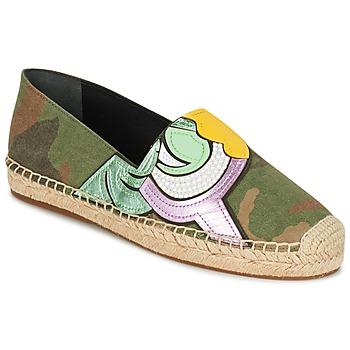 Παπούτσια Γυναίκα Εσπαντρίγια Marc Jacobs SIENNA Kaki