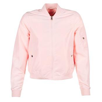 Υφασμάτινα Γυναίκα Μπουφάν Vero Moda DICTE ροζ