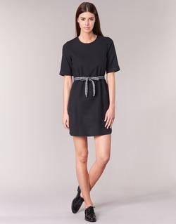 Υφασμάτινα Γυναίκα Κοντά Φορέματα Vero Moda MILO SUKI Black
