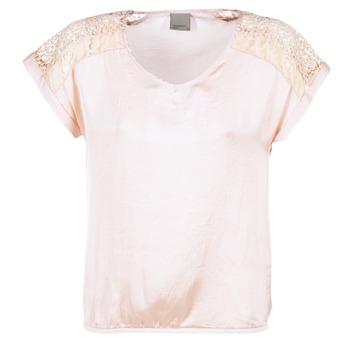 Υφασμάτινα Γυναίκα Μπλούζες Vero Moda SATINI ροζ