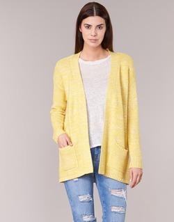 Υφασμάτινα Γυναίκα Μπουφάν / Ζακέτες Vero Moda GERDA Yellow