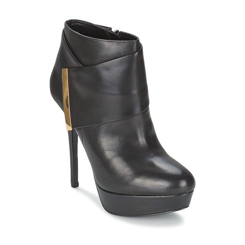 Παπούτσια Γυναίκα Χαμηλές Μπότες Aldo BRAREVIEL Black