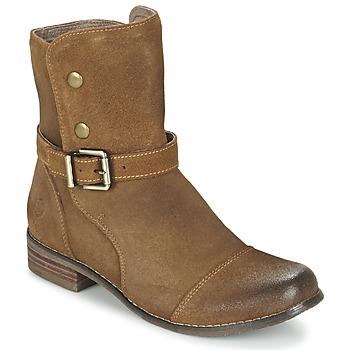 Παπούτσια Γυναίκα Μπότες Kdopa  Camel