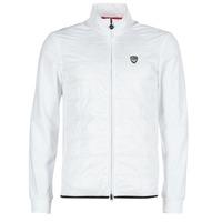 Υφασμάτινα Άνδρας Μπουφάν Emporio Armani EA7 GREEN CLUB άσπρο
