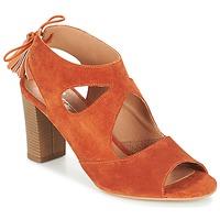 Παπούτσια Γυναίκα Σανδάλια / Πέδιλα Betty London GARMER Rouille