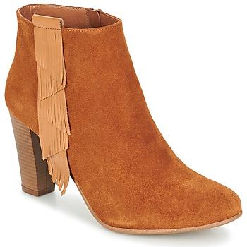 Παπούτσια Γυναίκα Μποτίνια Betty London GAMI CAMEL