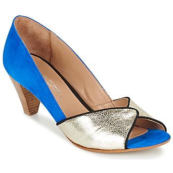 Παπούτσια Γυναίκα Γόβες Betty London GABYN Μπλέ / Gold