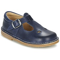Παπούτσια Παιδί Μπαλαρίνες Citrouille et Compagnie GLARCO Μπλέ