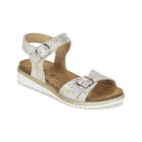 Παπούτσια Κορίτσι Σανδάλια / Πέδιλα Citrouille et Compagnie GAUFRETTE Gold