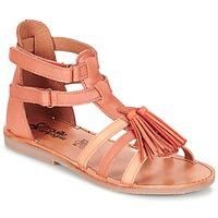 Παπούτσια Κορίτσι Σανδάλια / Πέδιλα Citrouille et Compagnie GOFARO Peche
