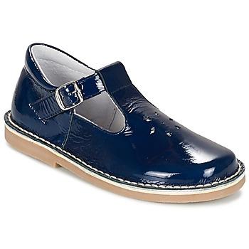 Παπούτσια Κορίτσι Μπαλαρίνες Citrouille et Compagnie GARENIA μπλέ