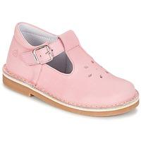 Παπούτσια Κορίτσι Μπαλαρίνες Citrouille et Compagnie GARENIA Ροζ