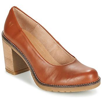Παπούτσια Γυναίκα Γόβες Casual Attitude GEAL CAMEL