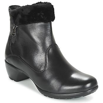 Παπούτσια Γυναίκα Μποτίνια Romika Banja 12 Schwarz