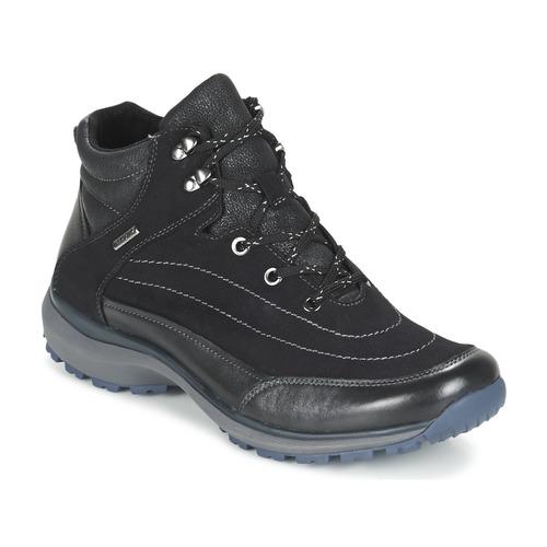 Παπούτσια Γυναίκα Μπότες Romika Gabriele 19  schwarz-titan