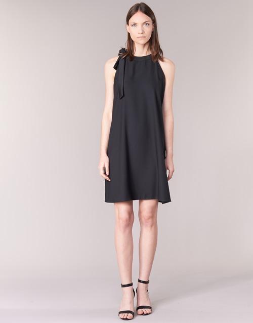 Υφασμάτινα Γυναίκα Κοντά Φορέματα Naf Naf LOISEL Black