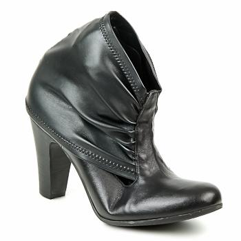Παπούτσια Γυναίκα Μποτίνια Fru.it CAJAMAR Black