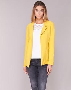 Υφασμάτινα Γυναίκα Σακάκι / Blazers Only DUBLIN Yellow
