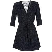 Υφασμάτινα Γυναίκα Κοντά Φορέματα Only NOVA LACE Black