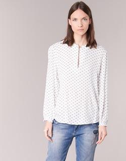 Υφασμάτινα Γυναίκα Μπλούζες Only NELLY 7/8 άσπρο