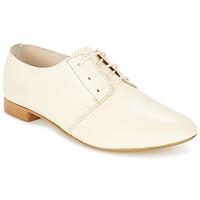 Παπούτσια Γυναίκα Derby Betty London GERY άσπρο