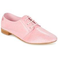 Παπούτσια Γυναίκα Derby Betty London GEZA ροζ