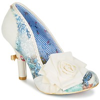 Παπούτσια Γυναίκα Γόβες Irregular Choice WASHINGTON Άσπρο