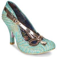 Παπούτσια Γυναίκα Γόβες Irregular Choice BUBBLES Green / Mint