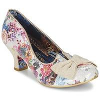 Παπούτσια Γυναίκα Γόβες Irregular Choice DAZZLE RAZZLE άσπρο