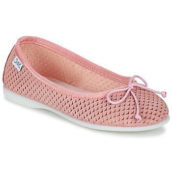 Παπούτσια Κορίτσι Μπαλαρίνες Citrouille et Compagnie GERRAGO Ροζ