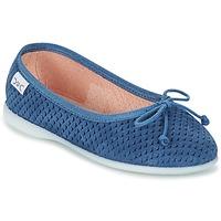 Παπούτσια Κορίτσι Μπαλαρίνες Citrouille et Compagnie GERRAGO μπλέ