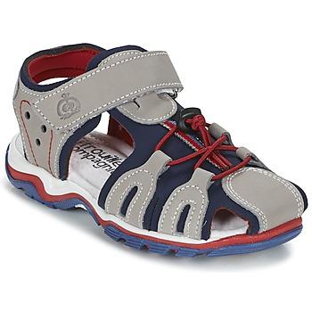 Παπούτσια Αγόρι Σανδάλια / Πέδιλα Citrouille et Compagnie GUFUMO Grey