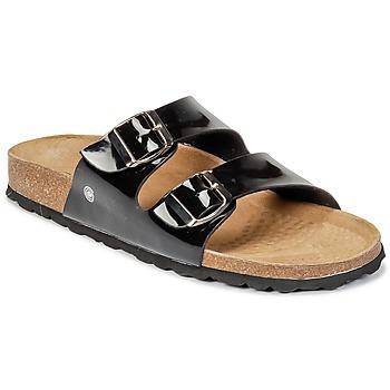 Παπούτσια Γυναίκα Τσόκαρα Casual Attitude GERRO Black