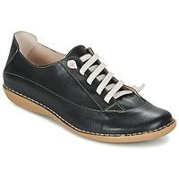 Παπούτσια Γυναίκα Derby Casual Attitude GERALD Black