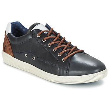 Παπούτσια Άνδρας Χαμηλά Sneakers Casual Attitude GIEVE μπλέ