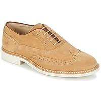 Παπούτσια Άνδρας Derby Casual Attitude GIPIJE Beige / Yellow