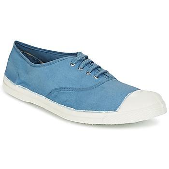 Παπούτσια Άνδρας Χαμηλά Sneakers Bensimon TENNIS LACET μπλέ