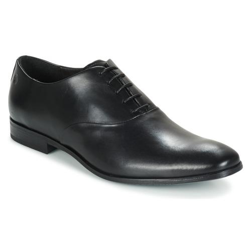 Παπούτσια Άνδρας Richelieu Carlington GENIOU Black