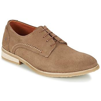 Παπούτσια Άνδρας Derby Carlington GRAO Brown