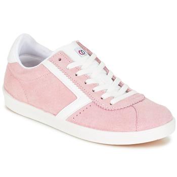 Παπούτσια Γυναίκα Χαμηλά Sneakers Yurban GUELVINE Ροζ