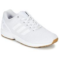 Παπούτσια Άνδρας Χαμηλά Sneakers adidas Originals ZX FLUX Άσπρο
