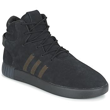 Παπούτσια Άνδρας Χαμηλά Sneakers adidas Originals TUBULAR INVADER Black