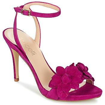 Παπούτσια Γυναίκα Σανδάλια / Πέδιλα Fericelli GLAM Violet