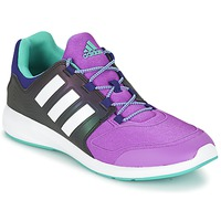 Παπούτσια Παιδί Χαμηλά Sneakers adidas Performance S-FLEX K Black / Violet