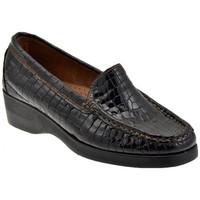 Παπούτσια Γυναίκα Μοκασσίνια Valleverde  Brown