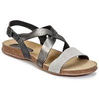 Παπούτσια Γυναίκα Σανδάλια / Πέδιλα Kickers ANADAY Black / Grey