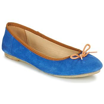 Παπούτσια Γυναίκα Μπαλαρίνες Kickers BAIE μπλέ / Orange
