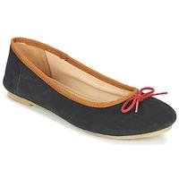 Παπούτσια Γυναίκα Μπαλαρίνες Kickers BAIE Black / Red