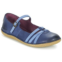 Παπούτσια Γυναίκα Μπαλαρίνες Kickers HIBOU MARINE